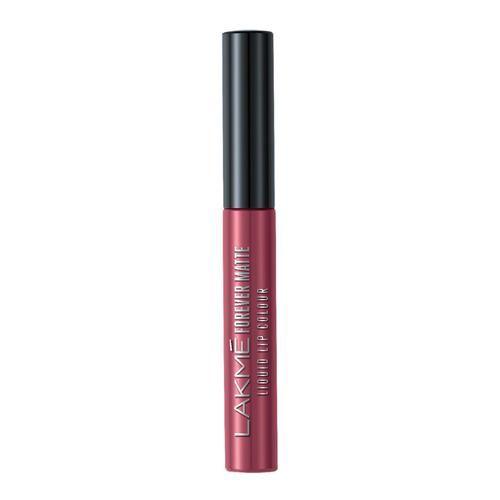 Buy Lakme Forever Matte Liquid Lip Colour, Nude Myth, 5.6
