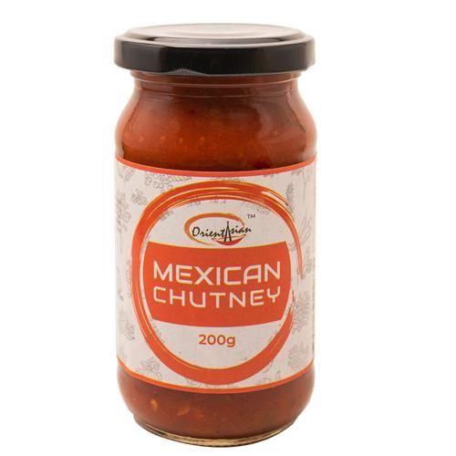 OrientAsian Mexican Chutney, 200 g
