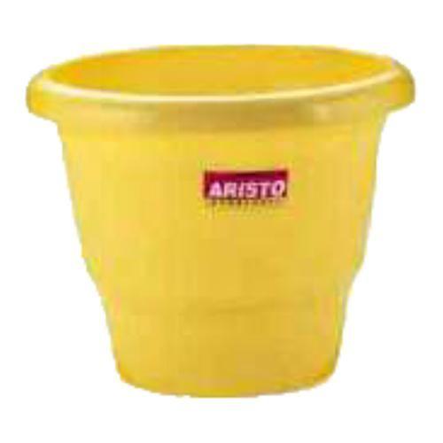 Aristo Designer Plastic Planter Pot - Assorted Color, 13 Litre