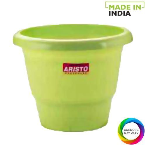 Aristo Designer Plastic Planter Pot - Assorted Colour, 4 L