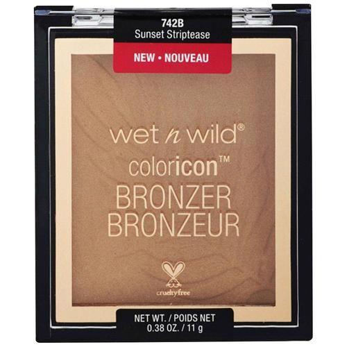 Wet N Wild Color Icon Bronzer - Sunset Striptease, 11 g
