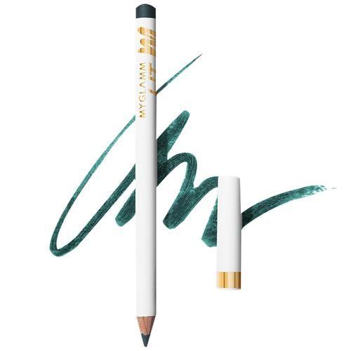 MyGlamm Lit Matte Eyeliner Pencil - Yass, 1.14 g