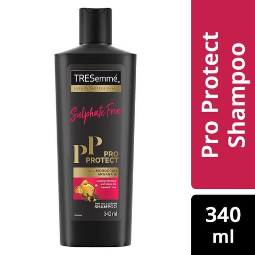 TRESemme Pro Protect Sulphate Free Shampoo, 340 ml