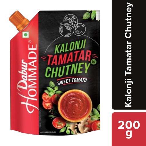 Dabur Hommade - Kalonji Tamatar Ki Chutney, 200 gm
