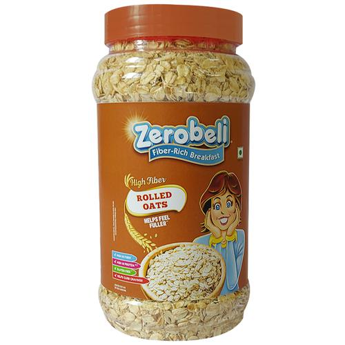 Zerobeli Gluten Free Rolled Oats, 600 g