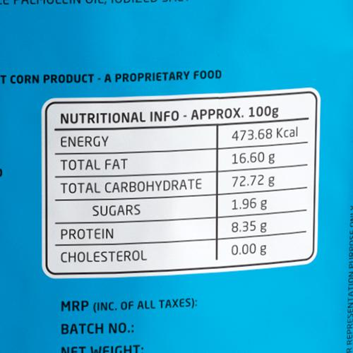 ULTRAPOP Simply Salted Popcorn, 35 g