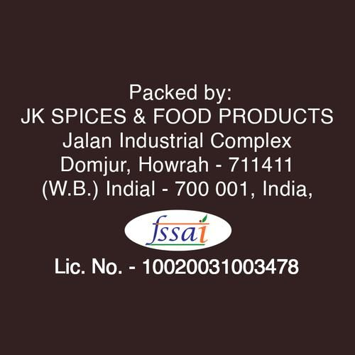 JK Pepper Salt Mix, 85 g Glass Jar