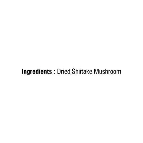 Abbies Shittake Mushroom, 100 g Pouch