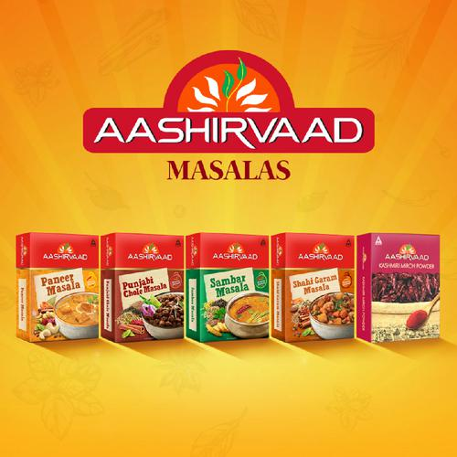 Aashirvaad Punjabi Chole Masala, 100 g