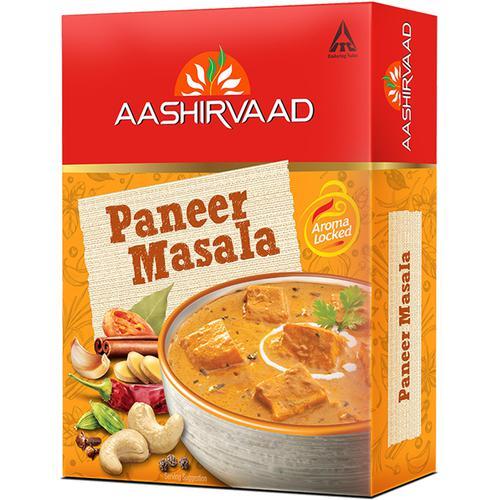 Aashirvaad Paneer Masala, 100 g