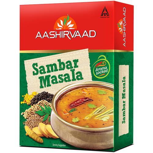 Aashirvaad Sambar Masala, 100 g