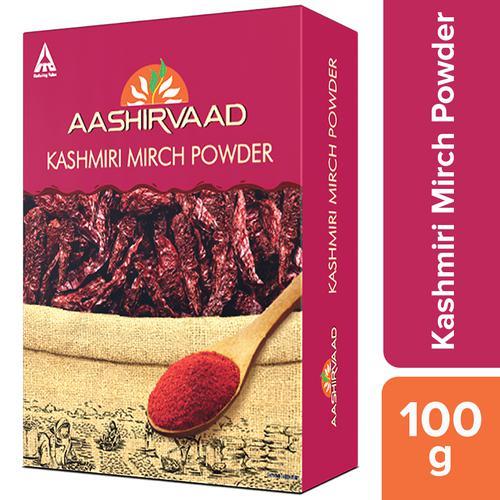 Aashirvaad Kashmiri Mirch Powder, 100 g