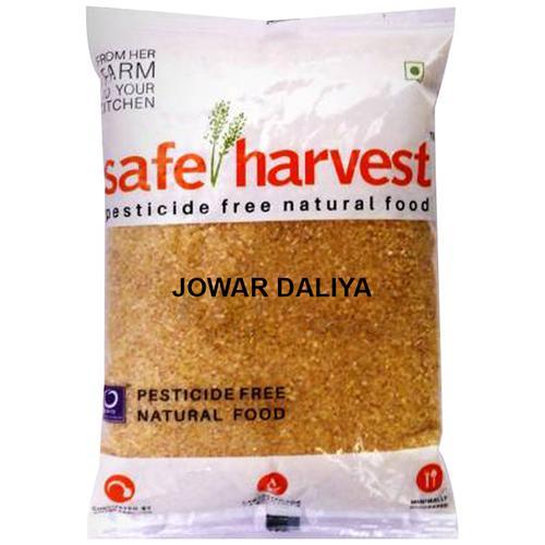 Safe Harvest Jowar Daliya, 500 g 0