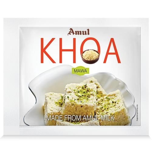 Amul Amul Khoa, 200 g Pouch