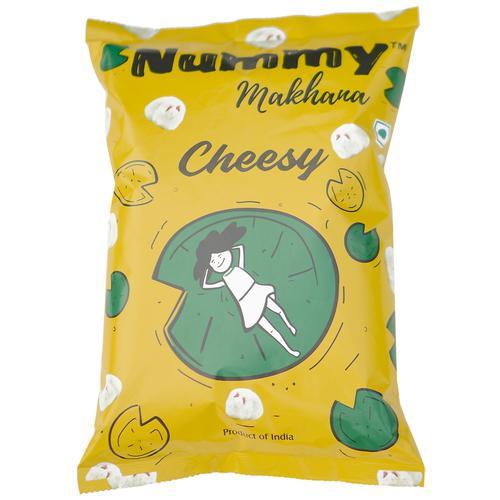 Nummy Makhana Cheesy, 75 g