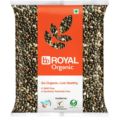 BB Royal Organic - Chia seeds, 1 kg