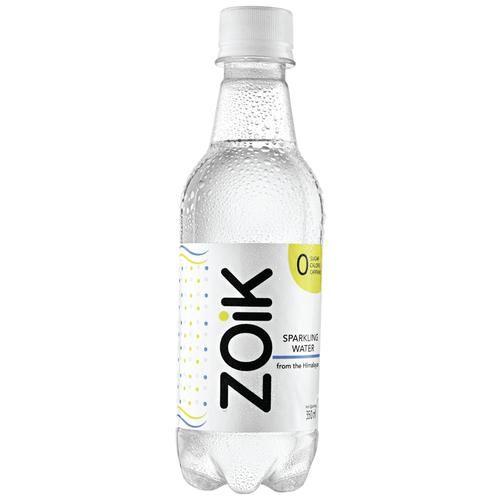 Zoik Sparkling Water, 350 ml