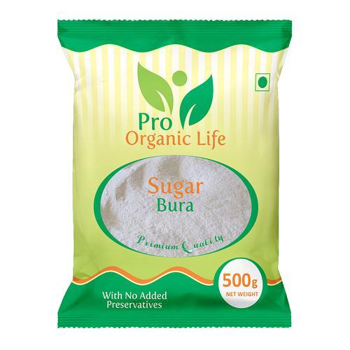 PRO ORGANIC LIFE Sugar Bura, 500 g 1