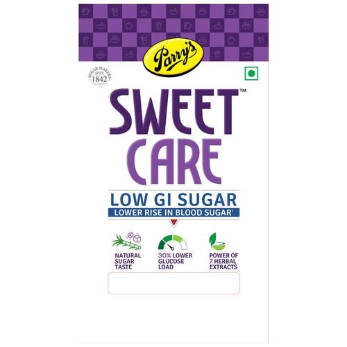 Parry's Sweet Care - Low GI Sugar, 500 g