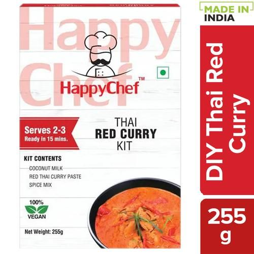 HappyChef Thai Red Curry Kit, 255 g