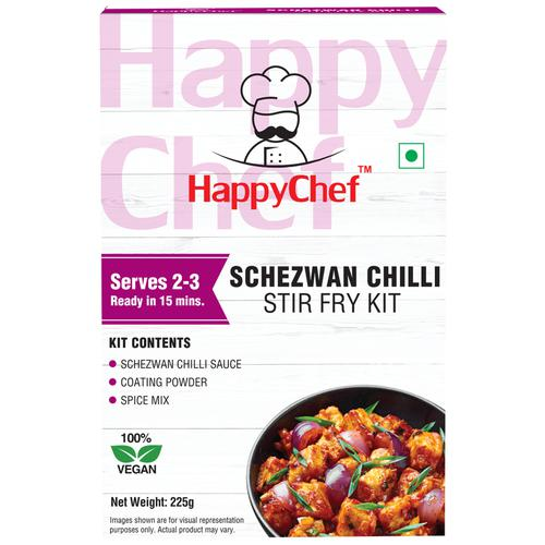 HappyChef Schezwan Chili Stir Fry Kit, 225 g