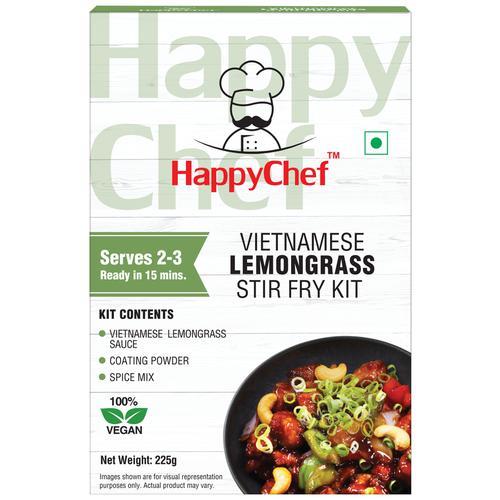 HappyChef Vietnamese Lemongrass Stir Fry Kit, 225 g