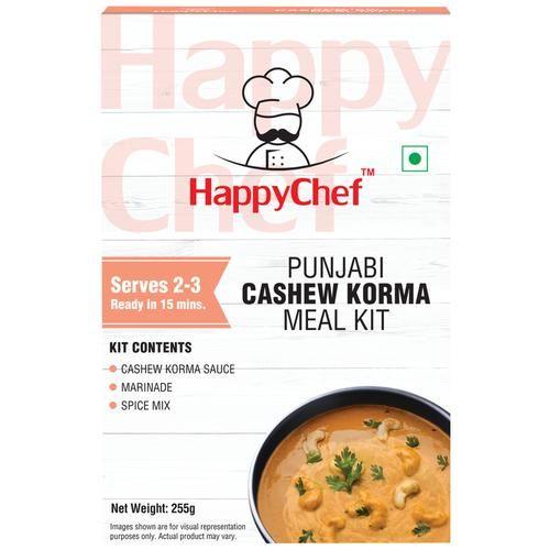 HappyChef Punjabi Cashew Korma Meal Kit, 255 g