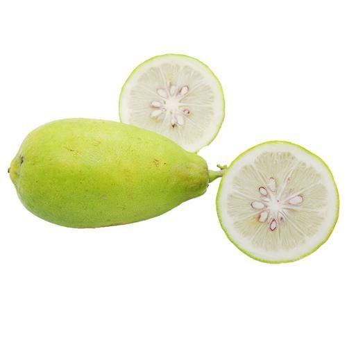 Fresho Lemon Gondhoraj- Organically Grown, 2 pcs approx. 200 g