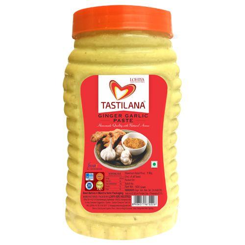 Tastilana Ginger Garlic Paste, 500 g