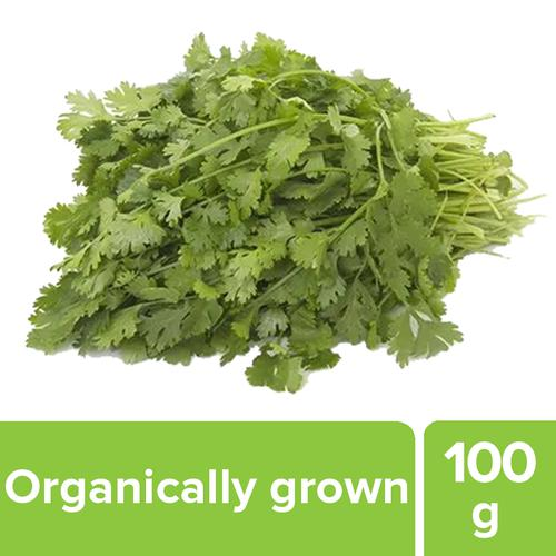 Fresho Coriander Leaves - Organically Grown, 100 g