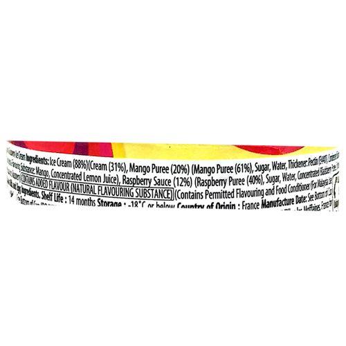 Haagen-Dazs Ice Cream - Mango Raspberry, 473 ml Tub