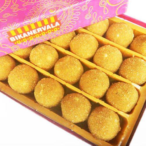 Bikanervala Sweets - Laddoo Besan, 750 g