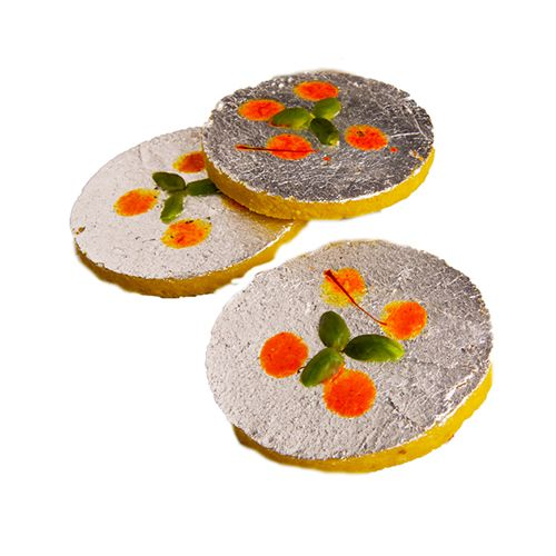 Dadus Sweets - Kaju Kesar Baati, 500 g