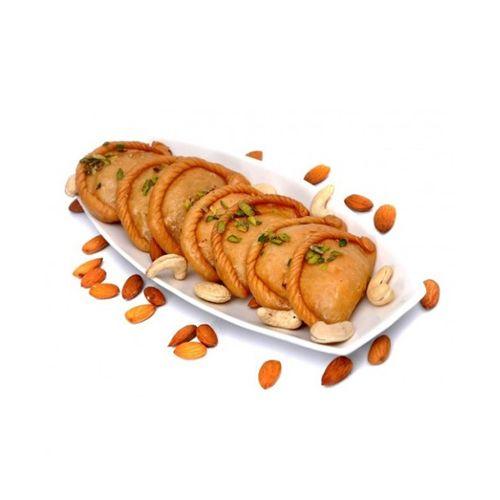 Dadus Sweets - Kaju Baked Ghujia, 250 g