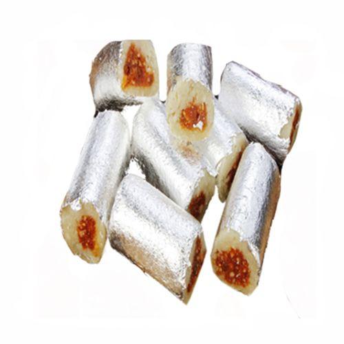 Dadus Sweets - Kaju Dry Fruit Roll, 250 g