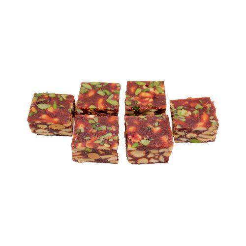 Mr. Meetharam Sweets - Anjeer Dry Fruit Barfi, 500 g