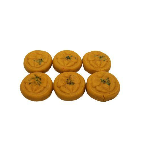 Mr. Meetharam Sweets - Kesar Peda, 1 kg