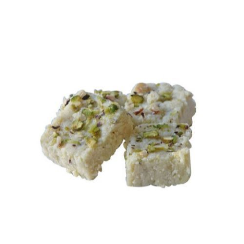 Mr. Meetharam Sweets - Kesar Kalakand, 500 g