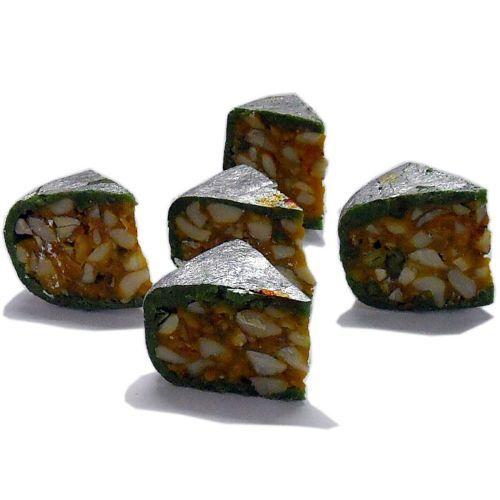 Mr. Meetharam Sweets - Kaju Diamond Cake, 1 kg