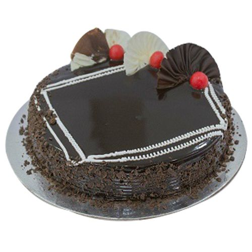 Bookmycakes Death By Chocolate Cake, 1 kg