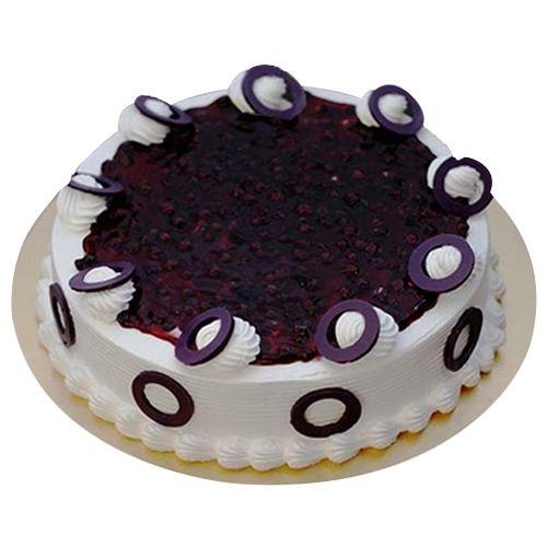 Cake town Cafe Blueberry Vanilla Cake, 500 g