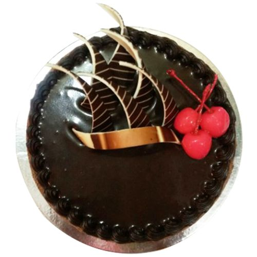 Bakers home Fresh Cake - Choco Cream, 500 g