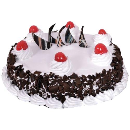 Bakers home Fresh Cake - Eggless, Black Forest Supreme, 500 g