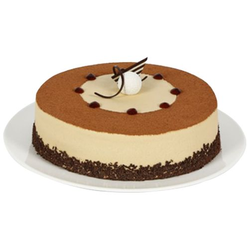 Bakers home Fresh Cake - Eggless, Tiramisu Supreme, 1 kg