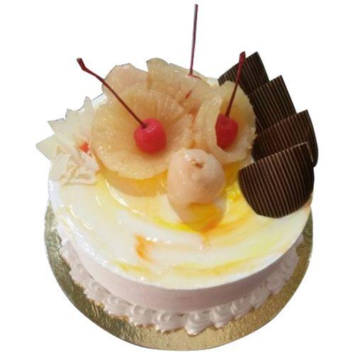 Bakers home Fresh Cake - Eggless, Fruit Frenzy, 1 kg