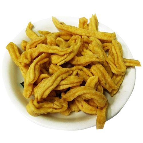 Kesar Sweets (GBM) Namkeen - Ghatiya, 400 g
