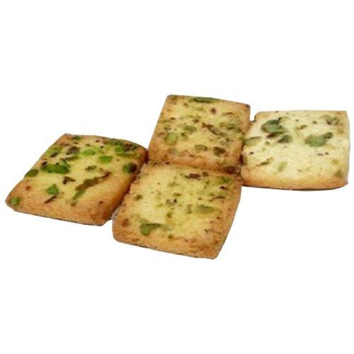 Kesar Sweets (GBM) Cookies - Pista, 500 g