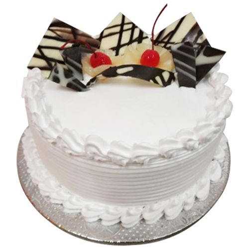 Cakes Empire Fresh Cake - Pineapple Gateau, 500 g