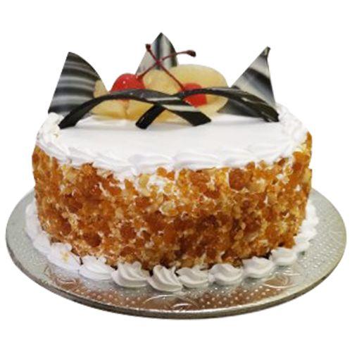 Cakes Empire Fresh Cake - Pineapple Crunch, 500 g
