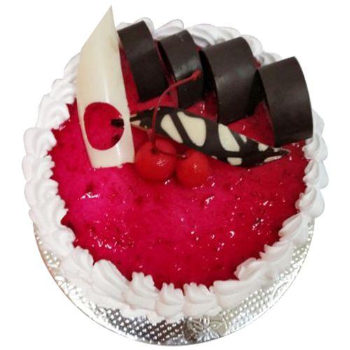 Cakes Empire Fresh Cake - Crush Strawberry, 1 kg